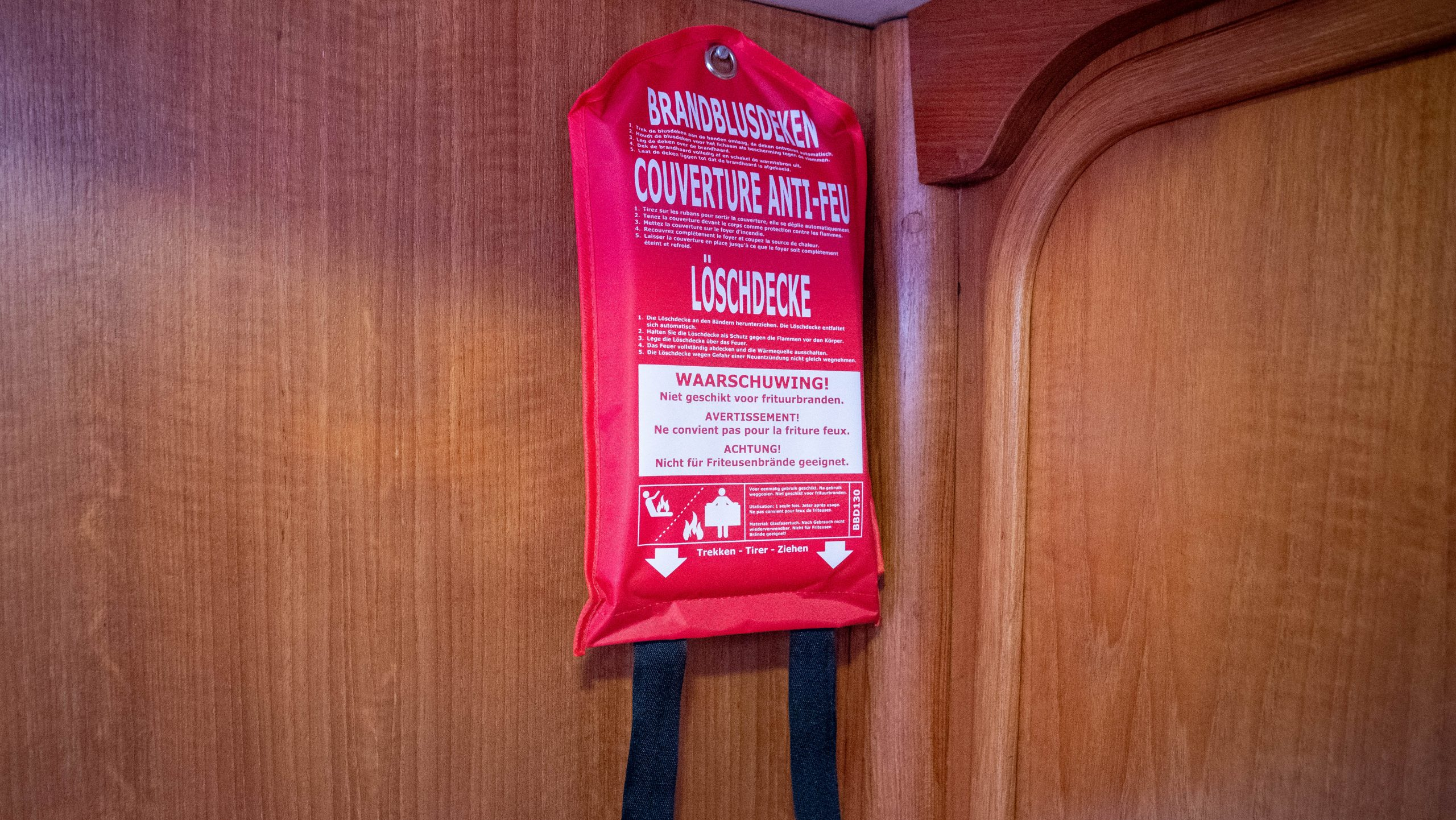 Read more about the article Feuerlöschdecke