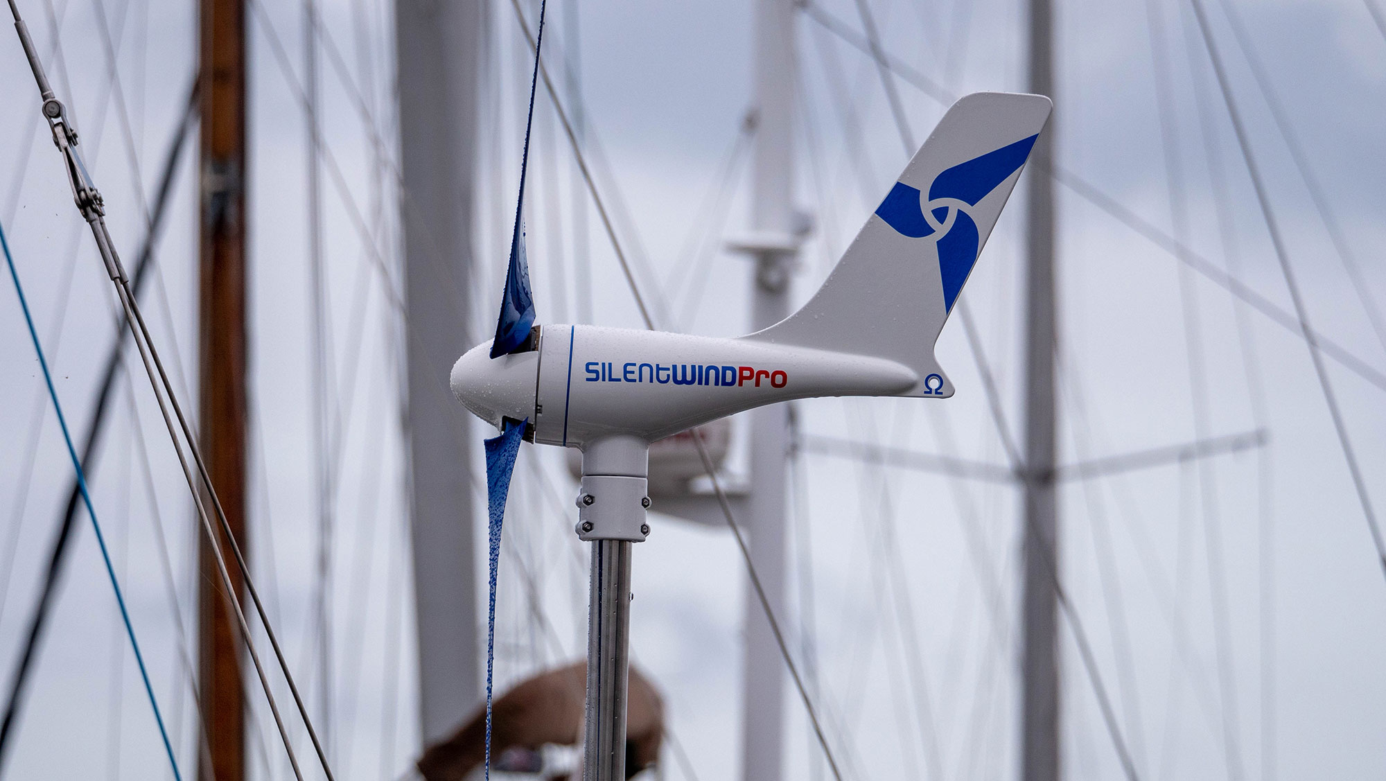 Read more about the article Windgenerator Silentwind